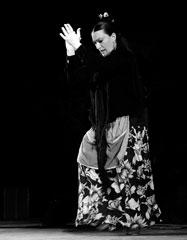 Fátima Franco, bailaora de flamenco de Córdoba
