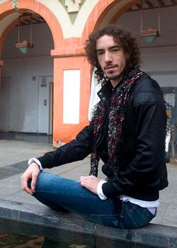Entrevista al bailaor Hugo López.