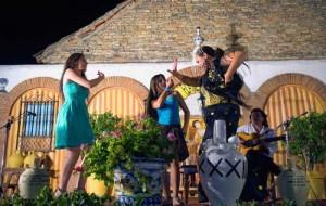 Botijo Flamenco de La Rambla