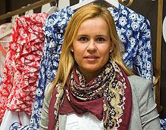 Sara de Benítez, diseñadora de moda flamenca de Córdoba