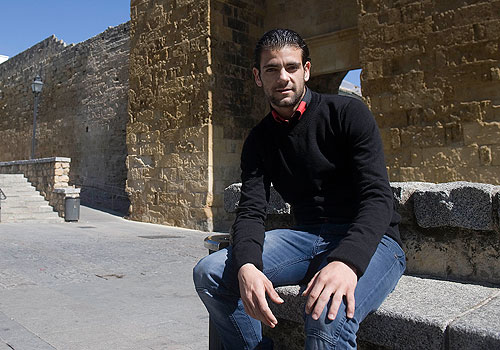 Entrevista al bailaor cordobés Ángel Reyes