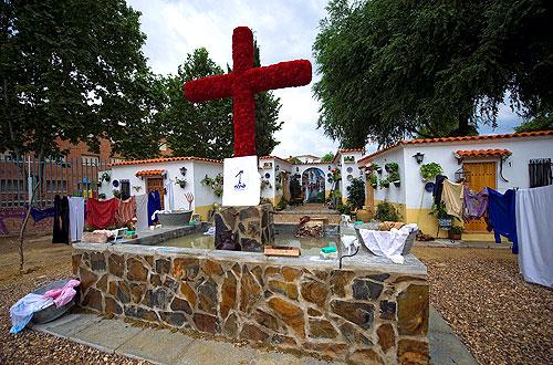 Cruces de Mayo en Córdoba