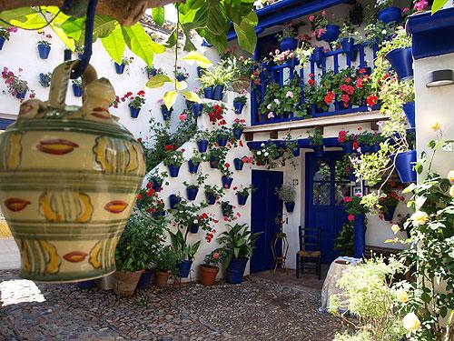 Patios de Córdoba  cordobaflamenca.com
