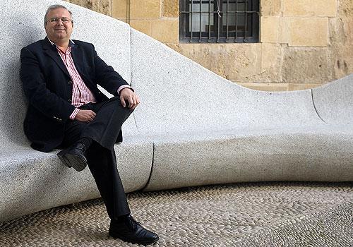Entrevista a Juan Miguel Moreno Calderón. delegado de Cultura del Ayuntamiento de Córdoba