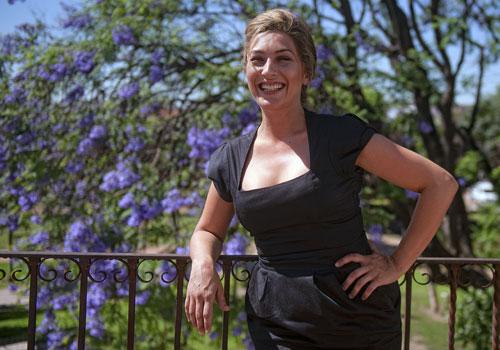 Entrevista a Estrella Morente. Foto: Toni Blanco.