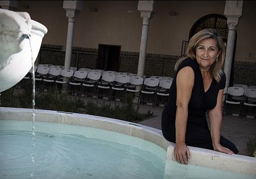 Entrevista a Rosalía Gómez, directora de la Bienal de Sevilla.