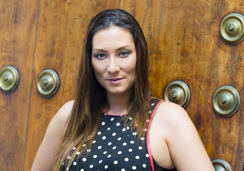 Marina Heredia acaba de publicar su cuarto álbum 'A mi tiempo'. Foto: Adam Newby.