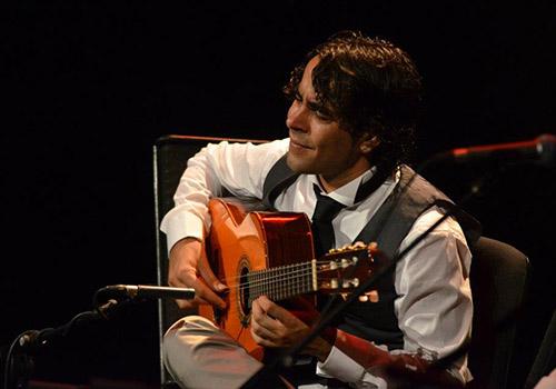 Daniel Casares presenta el próximo 8 de octubre en el Teatro Central de Sevilla su espectáculo 'Guernica 75'. Foto: Archivo.
