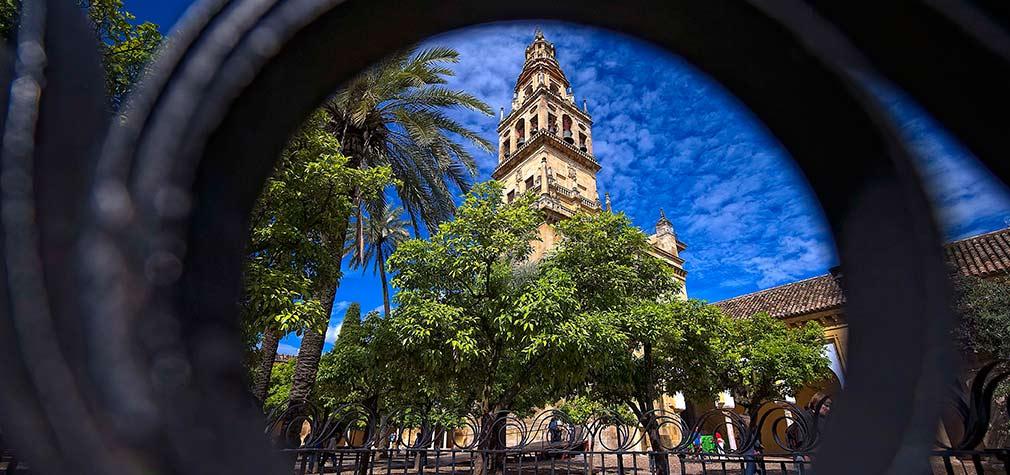 Alminar de la Mezquita-Catedral de Córdoba. Foto: Toni Blanco.