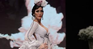 Colección de flamenca de la firma El Abanico Artesanía en Simof 2016. Foto: Chema Soler.