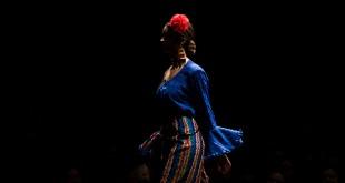 Colección de trajes de flamenca de Carmen Latorre en Simof 2016. Fotos: Miguel Valverde.