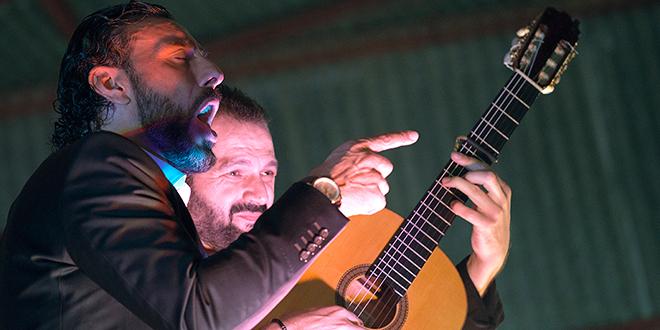 Pedro El Granaíno y Patrocinio Hijo serán los encargados de abrir la décima edición de 'Matinales Flamencas' en el Centro Flamenco Fosforito. Foto: Toni Blanco.
