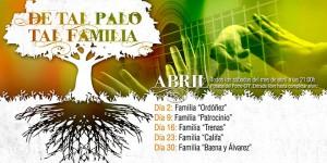 De tal Palo tal Familia. Familia Baena y Álvarez @ Centro Flamenco Fosforito | Córdoba | Andalucía | España