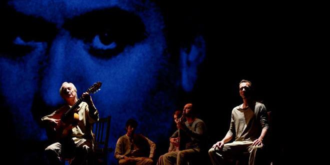 Paco Peña representará su espectáculo 'Patrias' en el 80 aniversario de la muerte de García Lorca. Foto: Pako Mera.