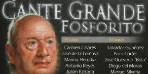 50º Festival de Cante Grande Fosforito @ Colegio Agustín Rodríguez | Puente Genil | Andalucía | España