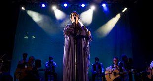 Argentina fue la encargada de abrir la Noche Blanca del Flamenco 2016. Foto: Miguel Valverde.
