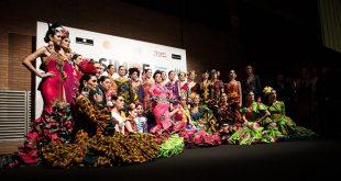 El Salón Internacional de la Moda Flamenca (Simof) volverá a ser la pasarela referente de las últimas tendencias en moda flamenca. Foto: Miguel Valverde.