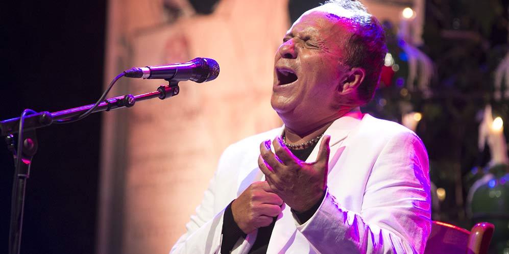 Manuel Moreno Maya 'El Pele' presentará su espectáculo 'Puro Pele' en el XIX Cordobán Flamenco. Foto: Miguel Valverde.