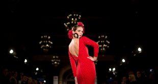 Desfile de los diseñadores Pablo Retamero y Juanjo Bernal en We love Flamenco 216. Foto: M. Valverde.