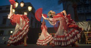 Mayo Festivo de Córdoba 2017. Certamen de Academias de Baile Flamenco.