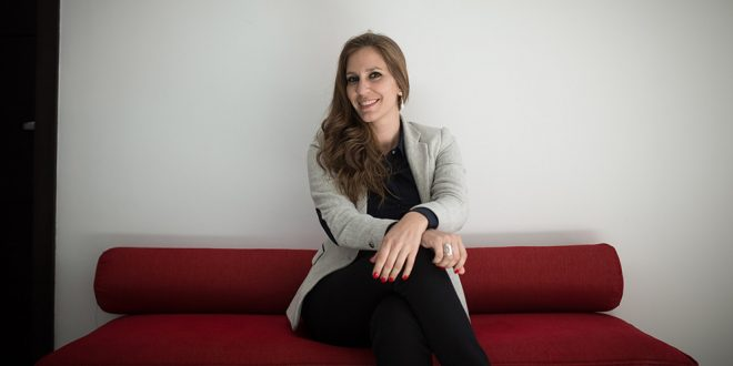 María Toledo en Córdoba.