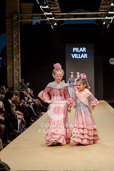 moda infantil flamenca 2017