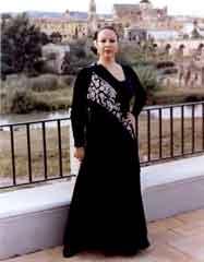 ana rodriguez, bailaora y profesora de flamenco de cordoba