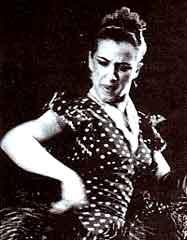 toñi alcalde, bailaora de flamenco de cordoba