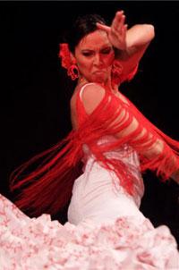 yolanda osuna, bailaora de flamenco de cordoba