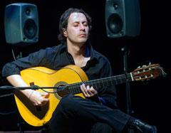 Jesús Majuelos, guitarrista de flamenco de córdoba