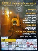 Noche Flamenca de Aguilar de la Frontera