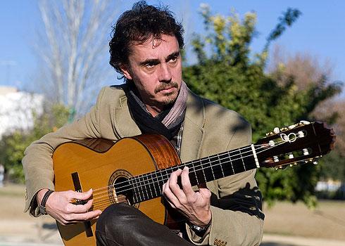 Paco Serrano, guitarrista de flamenco de Córdoba