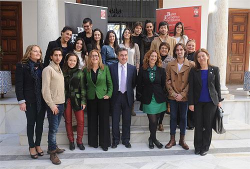 Presentación del Ballet Flamenco de Andalucía en la inauguración del Festival de Jerez 2012
