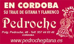 Pasarela Benéfica de Moda Flamenca 'Pedroche Gitana'