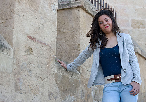 Entrevista a la cantaora Rocío de Dios