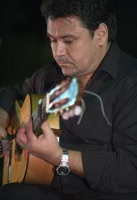 Entrevista a Luis Calderito, guitarrista de flamenco