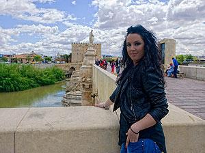 Entrevista a Cristina Pareja, cantaora de flamenco de Córdoba