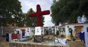 Concurso de Cruces de Mayo en Córdoba.