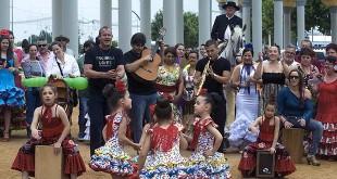 Feria de Córdoba - Feria de Nuestra Señora de la Salud - Recinto Ferial de Arenal en Córdoba - Córdoba en Mayo - Mayo Festivo en Córdoba - Fiestas Populares de Córdoba - Flamenco en la Feria de Córdoba