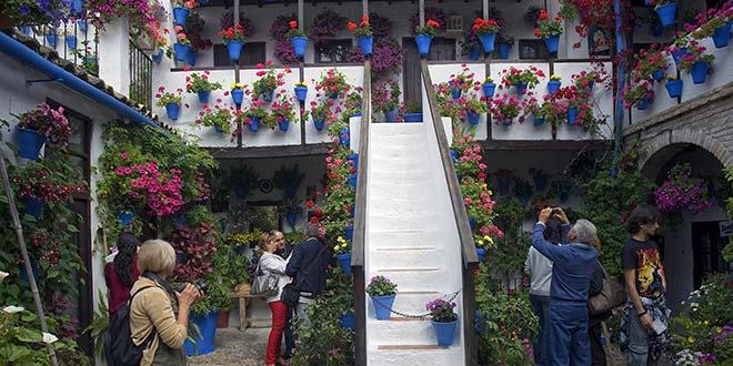 La Fiesta de los Patios - Mayo festivo en Córdoba