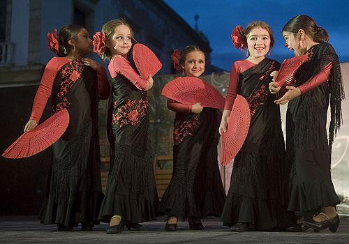 Certamen de Academias de Flamenco de Córdoba