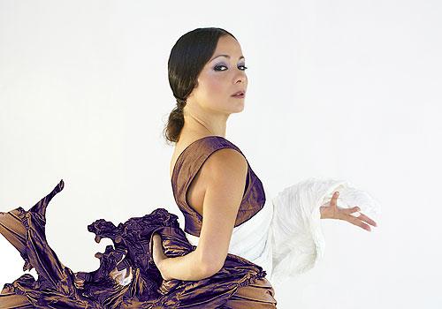 Entrevista a Olga Pericet, bailaora de flamenco y bailarina