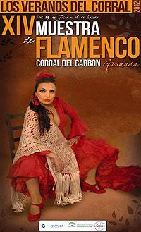 Veranos del Corral de Granada - Presentación del Cartel 2012
