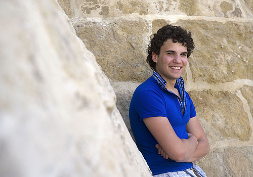 Entrevista a Richard Gutiérrez, ganador del III Certamen de Jóvenes Flamencos 'Desencaja'