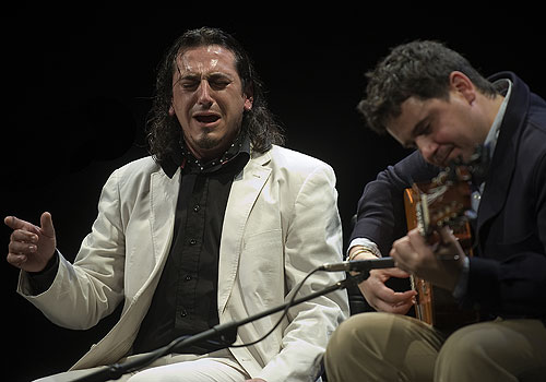 Entrevista a Antonio Mejías, cantaor de flamenco
