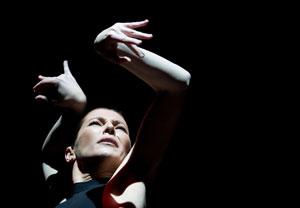 Sara Baras en la Bienal de Flamenco de Sevilla