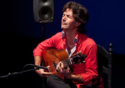 Concierto de Niño de Pura en el Festival de la Guitarra de Córdoba 2012
