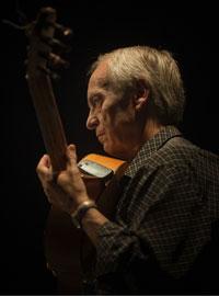 Paco Peña, guitarrista flamenco de Córdoba
