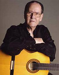 Fernando Carranza, guitarrista de flamenco de Córdoba