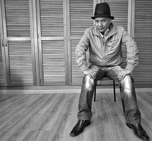 Manuel Moreno Maya 'El Pele'. Foto: Toni Blanco.